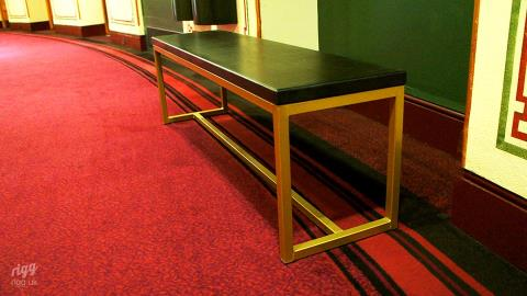 Auditorium Seating Benches - Royal Albert Hall