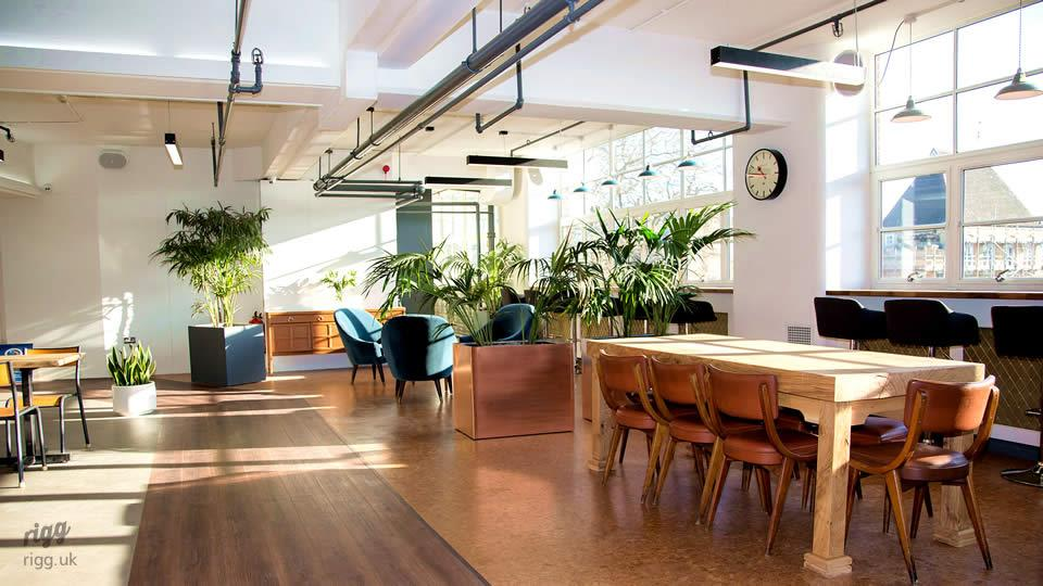 Finsbury Business Centre Furniture