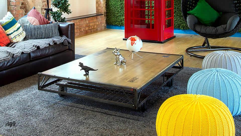 Cool Office Coffee Table