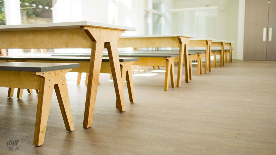 High Quality School Furniture -  Winchester