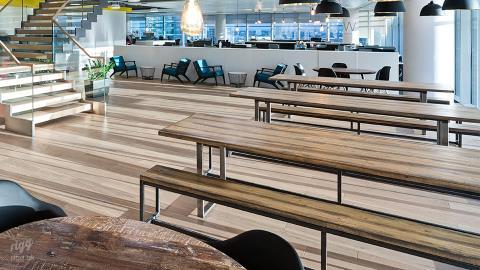 Modern Office Canteen Tables & Benches