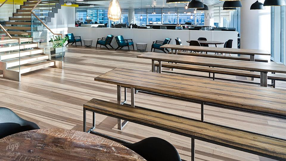 Corporate Office Tables & Benches, London