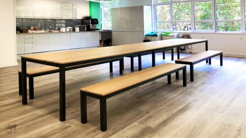 Office Kitchen Tables & Benches