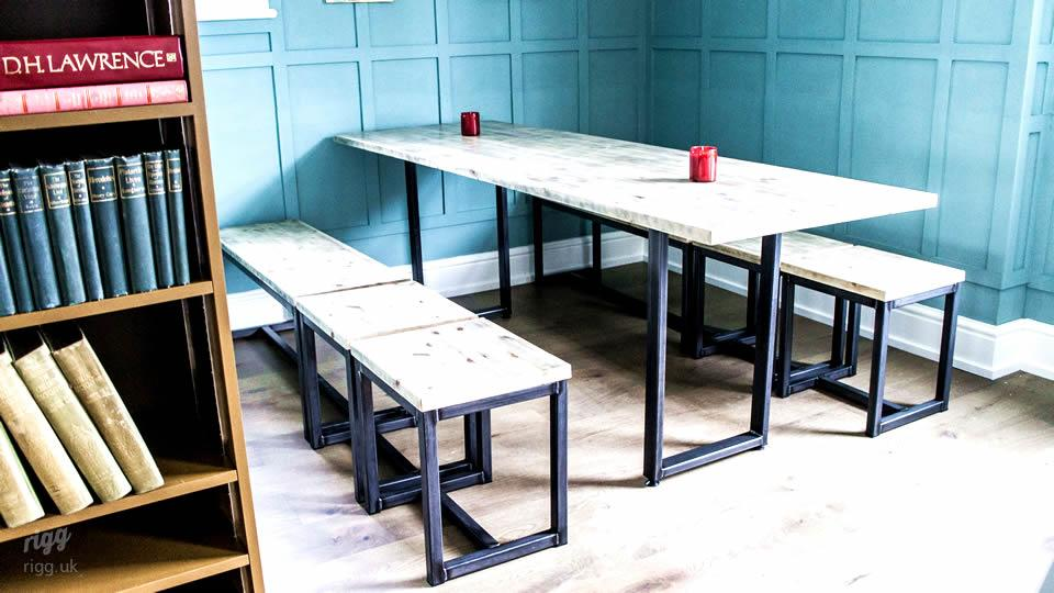 Pub Tables and Benches