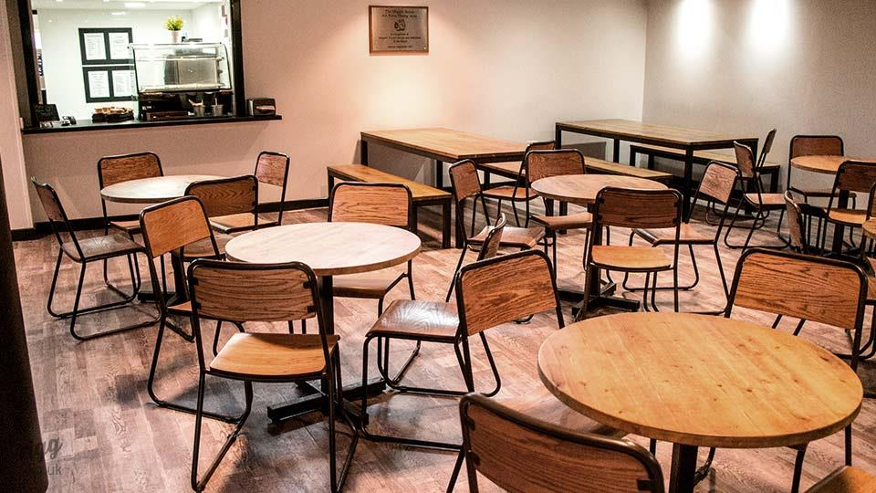School Cafe Tables & Chairs