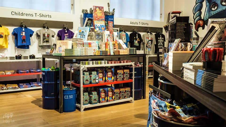 Science Museum Shop