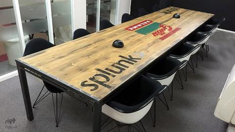 Splunk Table
