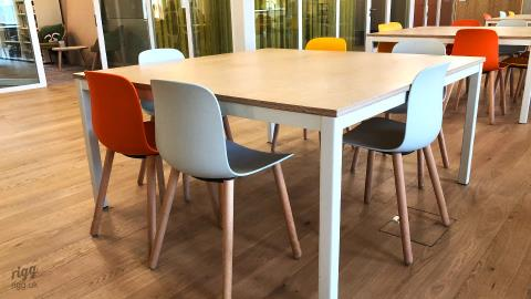 Tables for Sevenoaks School Sixth Form Centre