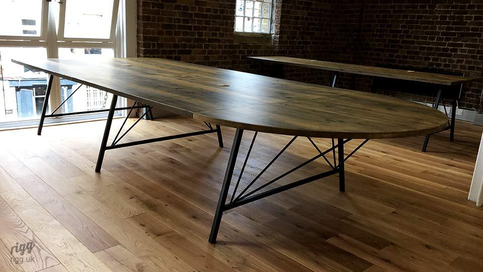Modular Table for Offices