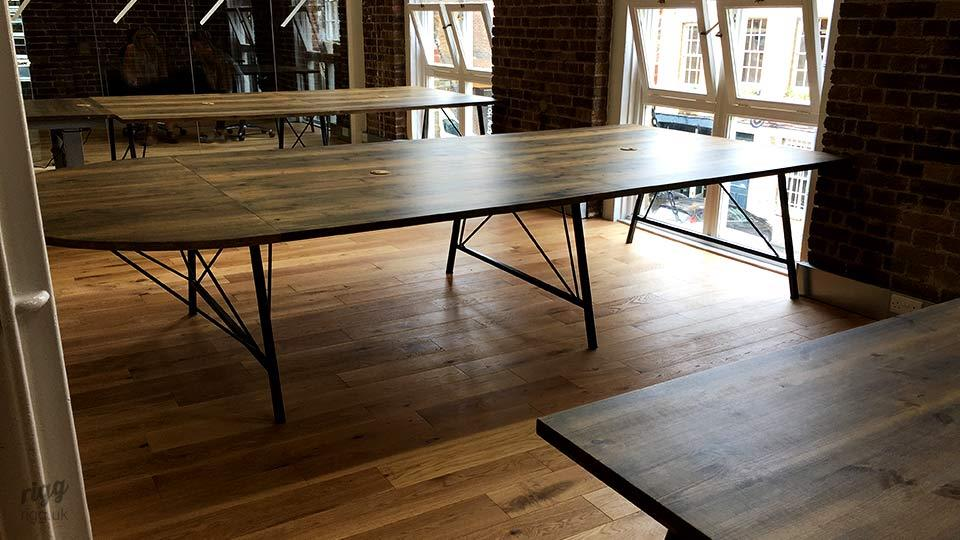 Modular Table for Offices, Education & Hospitality
