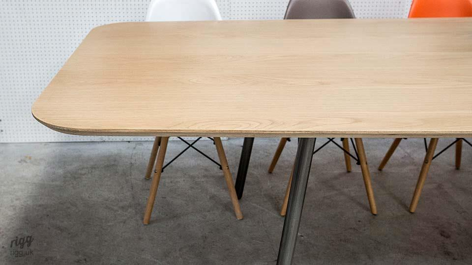 Large Lozenge Meeting Table