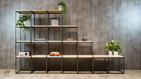 Flexx Modular Shelving & Room Divider