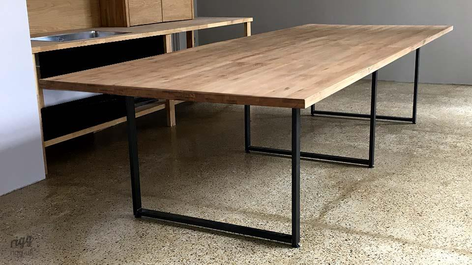 Contemporary Oak Table