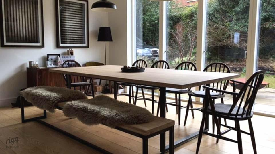Loop Modern Dining Table