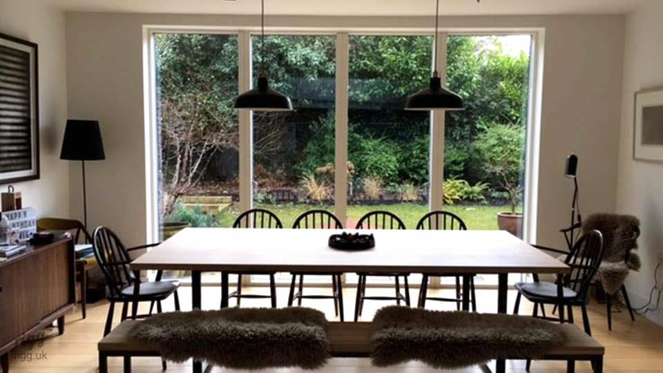 Modern Kitchen Dining Table