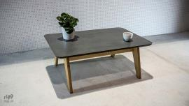 Synk Zinc Coffee Table