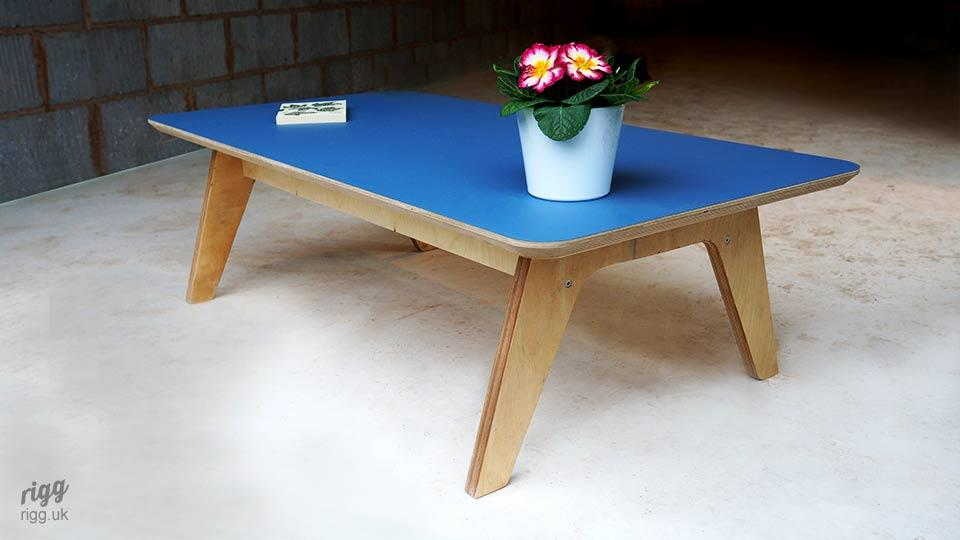 Plywood Coffee Table