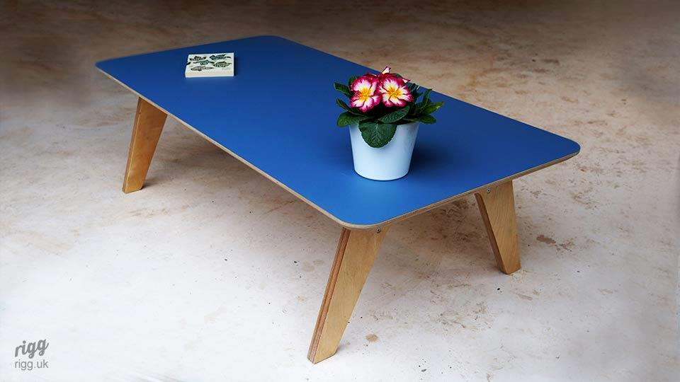 Plywood & Laminate Coffee Table