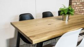 Character Oak Dining Table