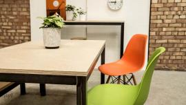 Industrial Plywood Furniture