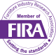 Member of FIRA - Furniture Industry Research Association